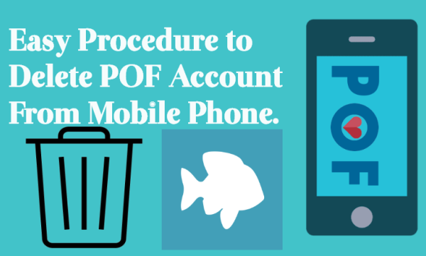How to Delete Plenty of Fish Account from Mobile
