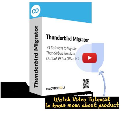 thunderbird to outlook pst