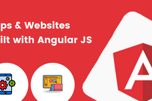 Apps & websites built with AngularJS