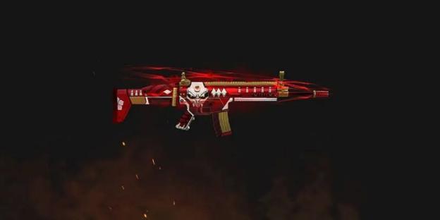Blood Moon SCAR - Free Fire